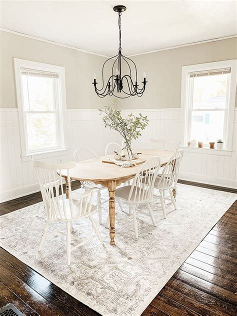 vintage inspired dining room rug boutique rugs