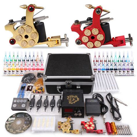 Your Guide to Buying Tattoo Kits with Needles | eBay