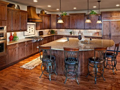 hgtv kitchen island ideas kitchen design pictures ideas tips from hgtv