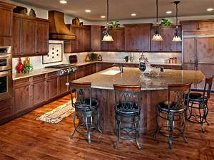 Refinishing Kitchen Cabinet Ideas: Pictures & Tips From