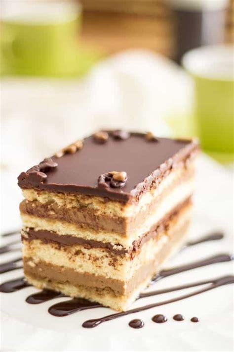 opera cake paleo opera cake
