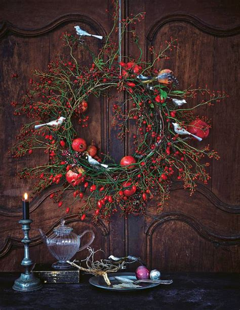 weihnachtsdeko basteln wohnen weihnachtsdeko einen t 252 rkranz f 252 r weihnachten basteln brigitte de