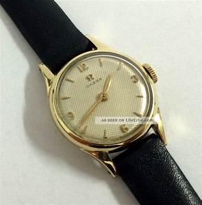 Vintage Uhren Damen : vintage omega 14k 585 gold handaufzug damen uhr cal 244 ~ Watch28wear.com Haus und Dekorationen