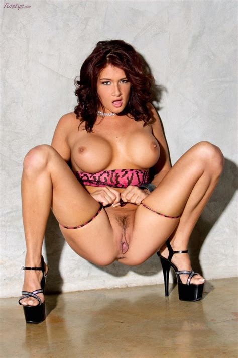 hot redhead tory lane in sexy shoes posing for your pleasure my pornstar book