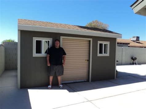 shed up roll up shed doors