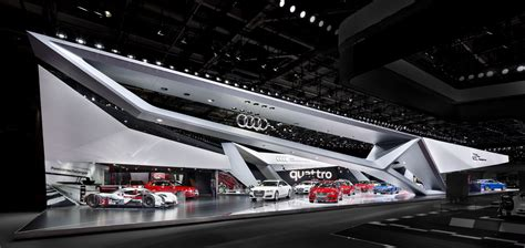 Audi Introduces New Brand Space