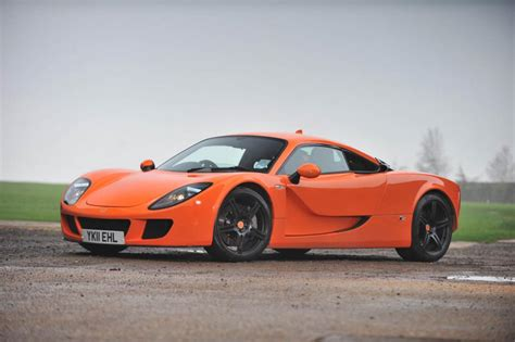 Ginetta G60 Coupe Review