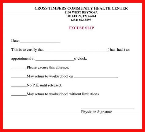 doctors letter 3 sle sick note for work apa exle 42025