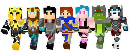 League Of Legends Minecraft Skins! Minecraft Blog