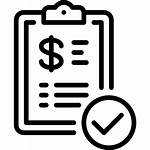 Invoice Icon Ecommerce Icons Texture Stamp Getdrawings