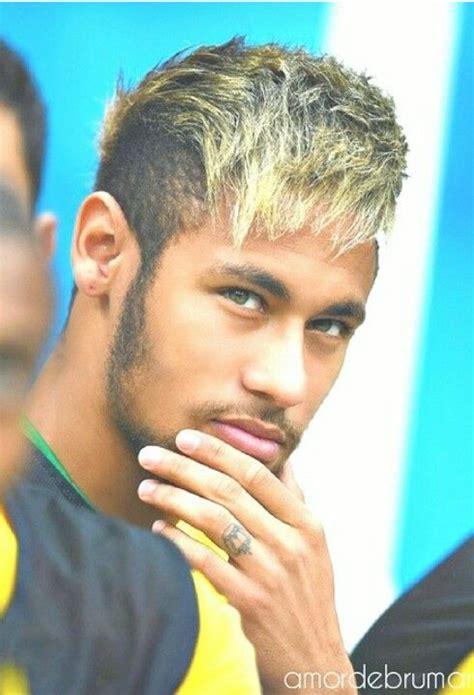 how to style hair like neymar some wonderful neymar s hairstyles the haircut web 3534