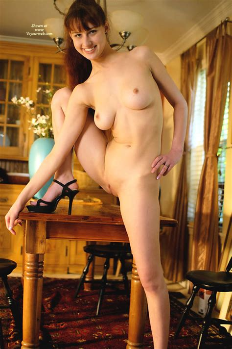 Flexible Nude Girl February Voyeur Web Hall Of Fame