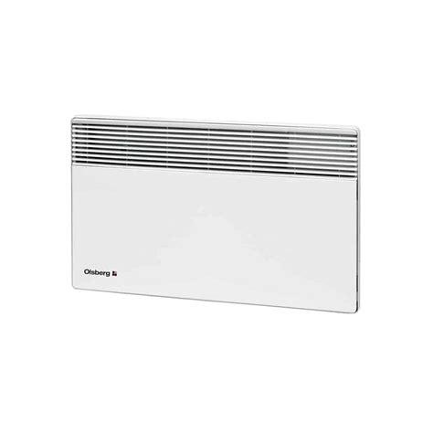 Olsberg Electric Bathroom Fan Heater by Olsberg Corona Electric Wall Heater Convector Radiator