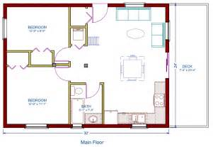 floor plans for cottages log cottage floor plan 24 39 x32 39 768 square