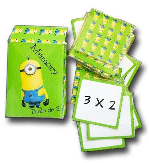 m 233 mory des tables de multiplication apprendre les tables en s amusant et en jouant avec ce