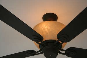 ceiling fan wobbles without blades how to fix a wobbly ceiling fan general home garden