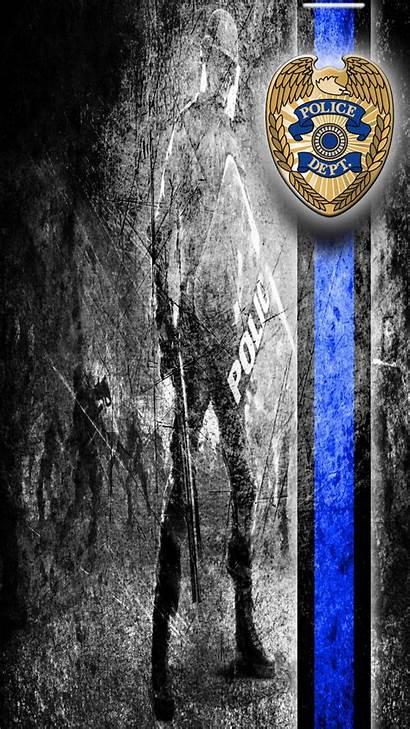 Thin Line Wallpapers Police Badge Cops Zedge