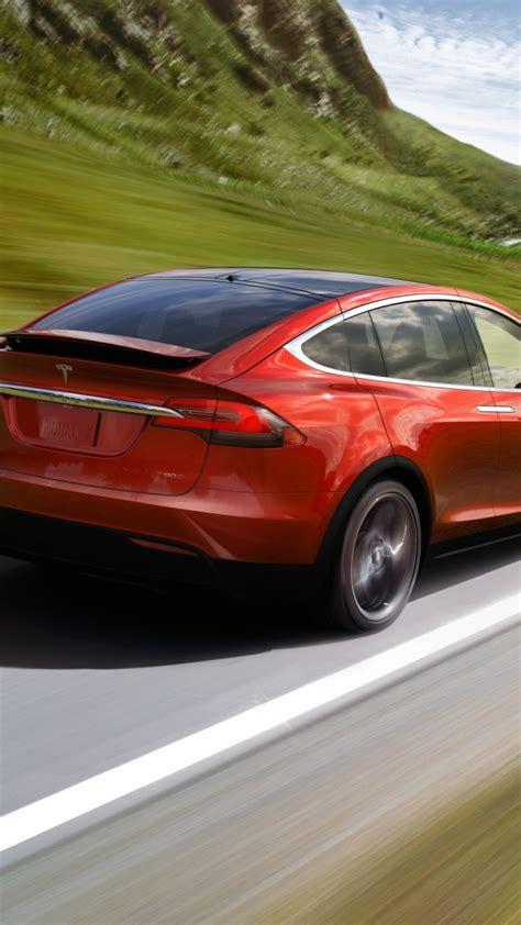 wallpaper tesla model  pd electric cars suv