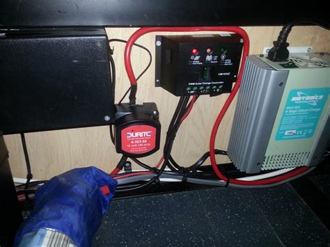 fitting new durite split charge solar panel help please page 2 vw t4 vw t5