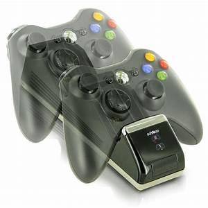 NYko Charge Base S Xbox 360 Accessoires Xbox 360 NYko