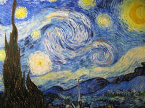 Starry Night  Picture Of Van Gogh Museum, Amsterdam