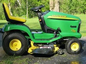 John Deere Lt160 Lawn And Garden Tractor Service Manual