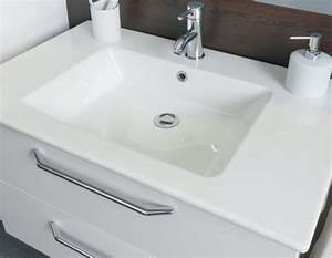Waschtisch Mit Unterschrank 80 Cm Weiß : marlin christall waschtisch 80 cm kaufen arcom center ~ Bigdaddyawards.com Haus und Dekorationen