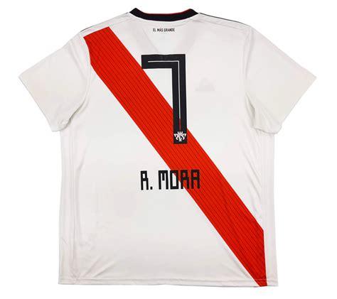 River Plate Temporada 2018/2019 - Away Fabricante adidas ...