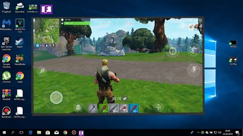 fortnite mobile  pc  working youtube