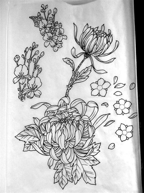 25 Best Ideas About Japanese Photos Drawings Of Japanese Flowers Drawing Gallery