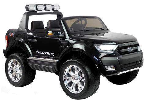 ford ranger elektroauto elektroauto f 252 r kinder ford ranger schwarz 4x45w 2x12v7ah