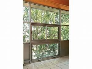 fenetres et portes fenetres coulissantes en aluminium With portes fenetres coulissantes aluminium
