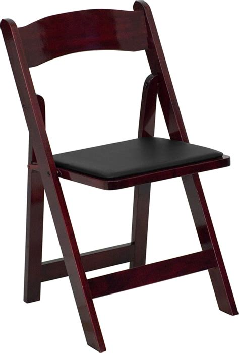hercules padded folding chairs hercules series mahogany wood folding chair padded vinyl