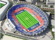 stadion parc des princes psg