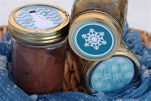 diy winter mason jar labels julie null photography With diy waterproof labels for jars