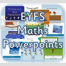 Eyfs Maths Number Early Years Reception Sen Powerpoint Teaching Resources On Cd Ebay