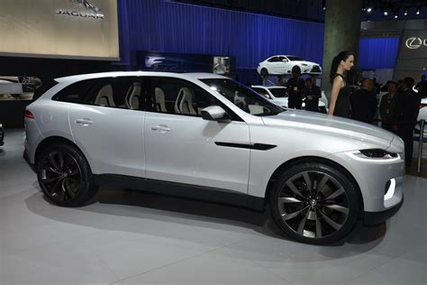 big brother   jaguar  pace crossover coming