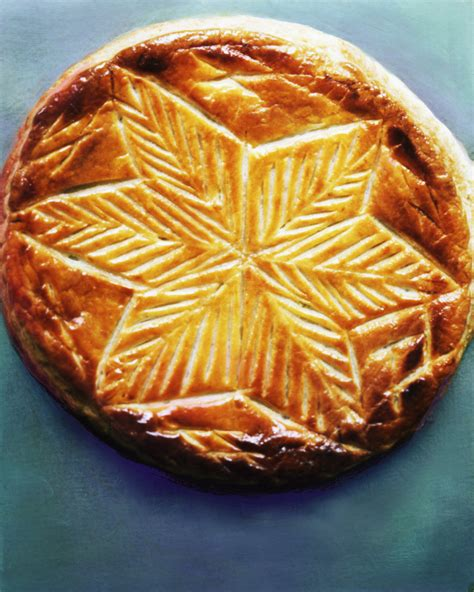 French Galette Des Rois Recipe