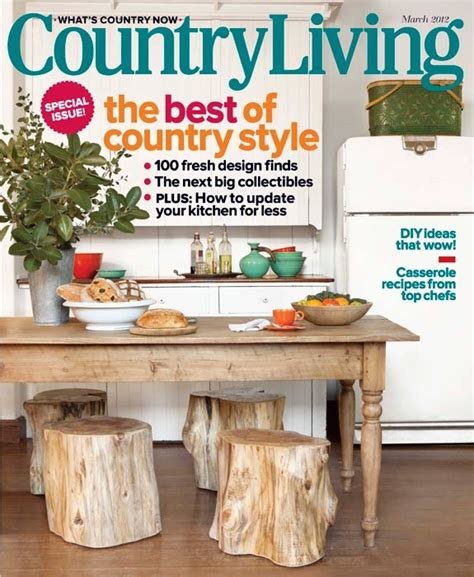 country kitchen magazine 66 best images about country living covers on 2841