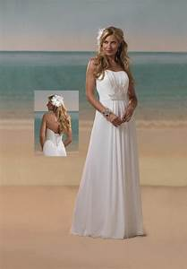 beach strapless wedding dress beach bridal gowns on With simple elegant wedding dresses for the beach