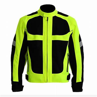 Safety Motorcycle Reflective Jackets Jacket Motocross Fluorescent