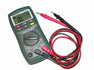 How To Use A Multimeter For Dummies