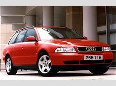 1999 Audi A4 Avant 18T Automatic B5 specifications
