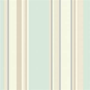 Arthouse Orla Stripe Wallpaper Duck Egg (691000 ...