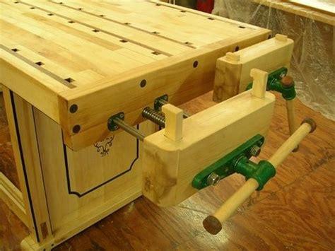 handmade custom woodworking bench  larue woodworking