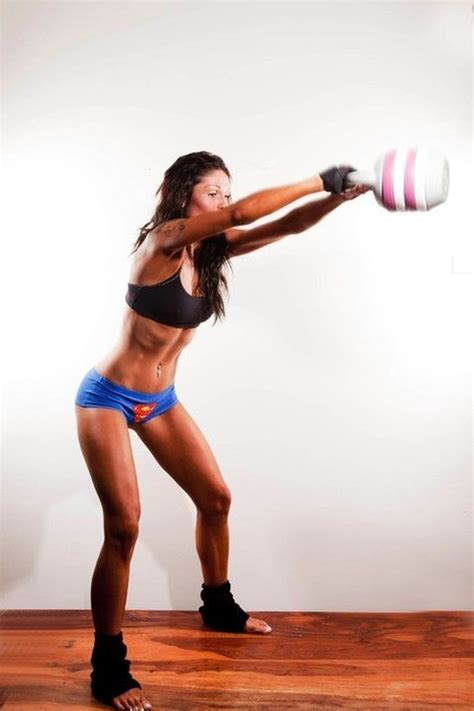 kettlebell swings body fitness