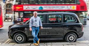 High-tech Makeover Of London's Iconic Black Cab Hits The ...