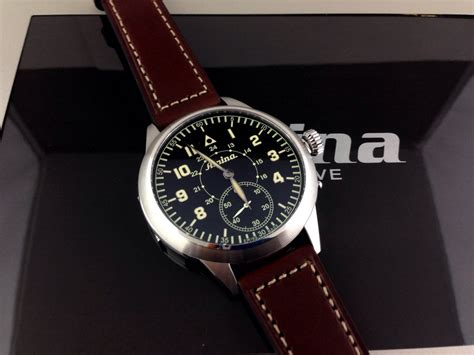 Alpina Heritage Pilot Watch Review With Video Review