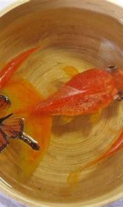 3d art acrylic and resin by goldfishinspiration on DeviantArt
