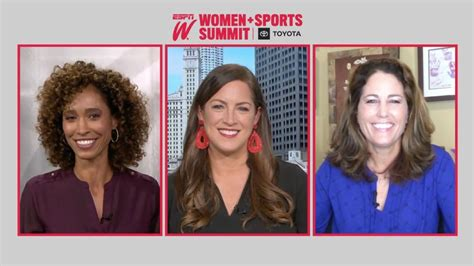 Watch the 2020 espnW -- Women + Sports Summit